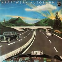 KRAFTWERK - Autobahn (LP) (VG-/G++)