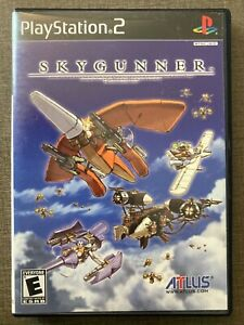 Sky Gunner / SkyGunner - With registration card - PS2 PlayStation 2