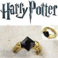 Harry Potter Cosplay Horcrux Magic Sorcerer's Stone Ring Resurrection Gift UK