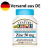 Zink 110 Tabletten 50mg Hochdosiertes - Zinc Chelat +++ Immunsystem +++