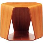 New Tendo Mokko Murai stool S-5026TK-NT Received the Good Design Award JAPAN