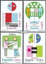 Spanje 4226-4229 (compleet Kwestie) gestempeld 2007 Staatsbürgerliche Waarden