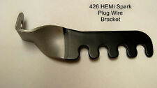 Mopar 66-70 426 Hemi LH Ignition Spark Plug Wire Bracket RoadRunner GTX Charger