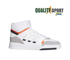 Adidas de la Gota Step Gris Blanco Zapatos Hombre Deportivos Zapatillas EE5220