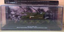 DIE CAST TANK  155 MM GMC M12 SAINT-LO FRANCE - 1944 1/72