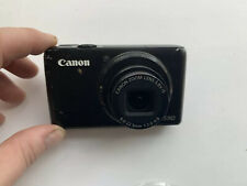 Canon S 90 Powershot Camera 10 Mega Pixel, 28mm Lens Bundle Original Box
