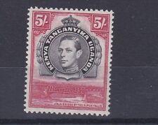 K U T 1938 S G 148A PERF 14 / 5-Nero & Carmine M / H