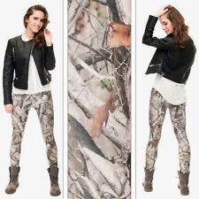 3D Printing CAMO TREES Pants Women Sexy Leggings Elastic Shiny Fitness