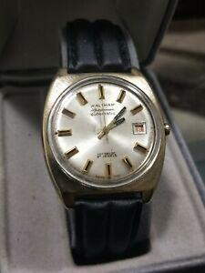 Beautiful Waltham sportsman 25 jewel men's watch