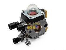 1xCarburetor For STIHL Zama FS38 FS45 FS46 FS55 FS55R Carb 4140-120-0619 C1Q-S66