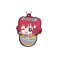 Love Live Sunshine Kurosawa Ruby Rubber Mascot Vol. 4 Anime Manga NEW