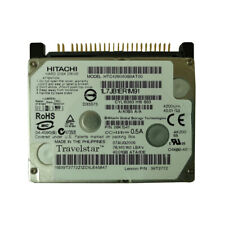 "Hitachi 40GB HTC426040G9AT00 4200 RPM PATA/IDE 2MB 1.8"" HDD Hard Drive"