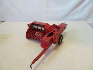 Old Tru-Scale Hay Baler Diecast Farm Machinery Farm Equipment