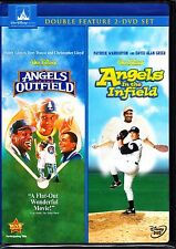 ANGELS IN THE OUTFIELD / ANGELS IN THE INFIELD 2 DISCS  CHRISTOPHER LLOYD