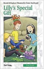 Lilly's Special Gift (Formac First Novels)-ExLibrary