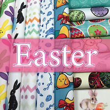 """Easter Prints!  Home Decor Fabric Polyester 62"""" W Sold by the Yard"""