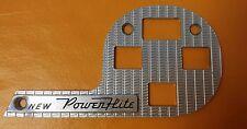 1956 - 1960 Powerflite 4 Button Transmission Shifter Trim Plate / Emblem