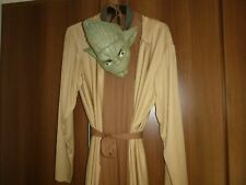 Star Wars YODA Adult Fancy Dress Costume by Rubies size XL ideal for Halloween