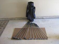 Olimar, Spalding 13pc golf club set with Bag
