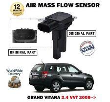 FOR SUZUKI GRAND VITARA 2.4 VVT J24B 2008--> NEW ORIGINAL AIR MASS FLOW SENSOR