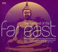 THE VERY BEST OF THE FAR EAST - KODO, OKI KANO, SHIKICHI KINA, URNA 2 CD NEU