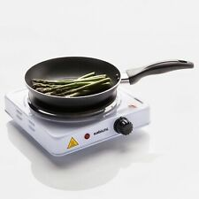 Sabichi Portable Electric Non Slip Single Hob, Hot Plate, Cooker - 1500 W