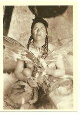 RARE / CARTE POSTALE - INDIEN D' AMERIQUE DU NORD NORTH INDIAN AMERICAN POSTCARD