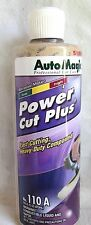COMPOUND POWER CUT PLUS® by Auto Magic, Fast removal of heavy oxidation, 16oz
