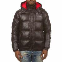 Akoo Black Hiker Puffer Jacket