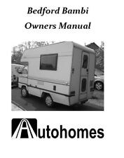 Autohomes Bedford Bambi Owners Manual