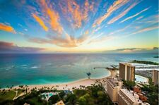 7 Nts 4/28~5/05 Waikiki Honolulu Hilton Hawaiian Village Resort 1 Bedroom Suite
