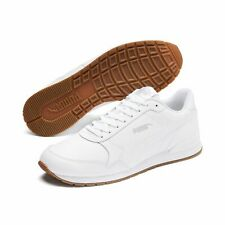 Puma Unisex St Runner v2 Full L Trainers Shoes Trainers 365277 Puma White