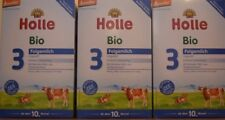 3-boxes-of-Holle-Organic-infant-Formula-Stage-3-free-priority-Shipping- 10/2018
