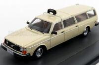 """wonderful modelcar VOLVO 245 TRANSFER WAGON LWB """"TAXI"""" 1977 - ivory - scale 1/43"""