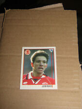 Juninho sticker Merlin Premier League 96 500 1996 football Middlesbrough