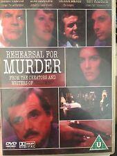 Lynn Redgrave Jeff Goldblum REHEARSAL FOR MURDER ~ 1982 Thriller UK DVD