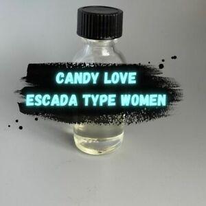 Candy Love  (Women) Type Fragrance Body Oil