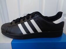 Adidas Superstar Foundation mens trainers B27140 uk 11.5 eu 46 2/3 us 12 NEW
