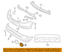 SUBARU OEM 09-13 Forester Front Bumper-Trim Ring Right 57731SC020