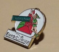 PIN'S EURO DISNEY FANTASYLAND ROBIN DES BOIS ESSO DISNEY DIFFUSION