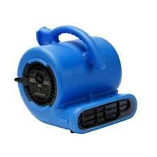 B-Air 1/4 HP Floor Blower Fan Water Damage Restoration Carpet Dryer Air Mover