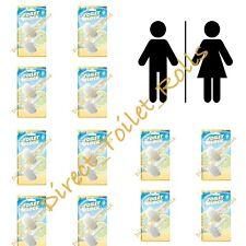 More details for 12 packs (24 blocks) duzzit cleaning toilet rim block citrus janitorial supplies