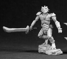 Reaper Miniatures Half Dragon [Bronze] #03022 Dark Heaven Unpainted Metal