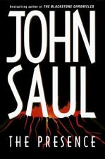 The Presence - Hardcover By Saul, John - t405