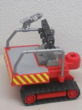 Feuerwehr Ketten Fahrzeug +++ Feuerwehr Hauptquartier ++ siehe Foto ++ Playmobil