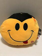 Hot Item !! Yellow Smiles Graduation Pillow with Music 14""