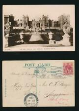 More details for netherlands 1915 ppc rp windsor castle to singapore + redirected to hong kong