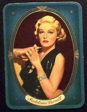 Madeleine Carroll 1937 Garbaty Passion Film Favorites Embossed Cigarette Card 47