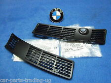 BMW e30 316 316i Grille NEW Windshield Wiper Cover Saloon 2/D Set right left