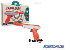 BRAND NEW >> Zapper Gun for Nintendo NES Video Game Console, Play Duck Hunt